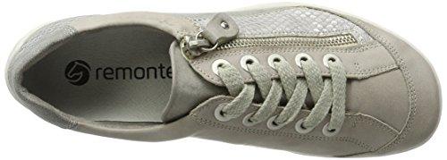 Remonte Ladies R3419 Sneaker Grigio (ghiaccio / Squalo / Ghiaccio / 80)