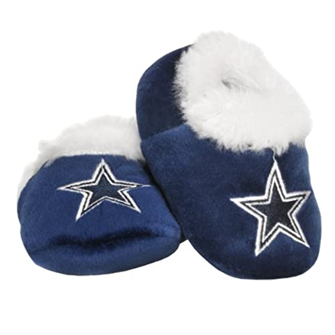 NFL Dallas Cowboys Baby Bootie Slippers