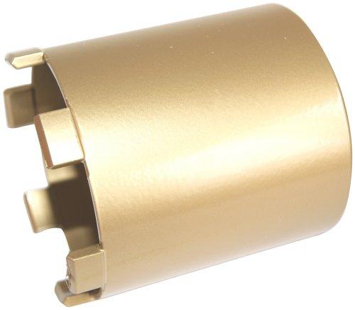 Eibenstock 35476000 Dosensenker-Trocken-Staubabsaugung H 82 mm - M 16 für Kalaksandstein, gold