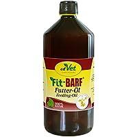 cdVet Naturprodukte Fit-Barf Futter-Öl 1000 ml