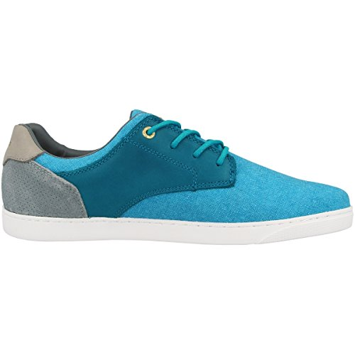 Pantofola d'Oro Prato Canvas Low Men, Sneakers basses homme Directoire Blue