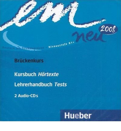 Em Neu Brukenkurs: Deutsch Als Fremdsprache Niveaustufe B1 (Mixed media product)(German) - Common