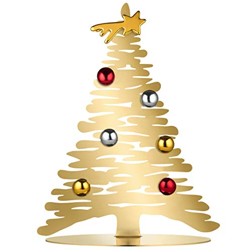 Alessi Bark for Christmas, Weihnachtsbaum Gold