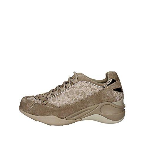 Fornarina PEFSE8922WVA8700 Sneakers Damen Braun Taupe