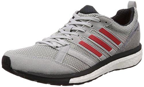adidas Herren Adizero Tempo 9 Fitnessschuhe Grau (Gridos/Roalre/Carbon 0) 44 2/3 EU