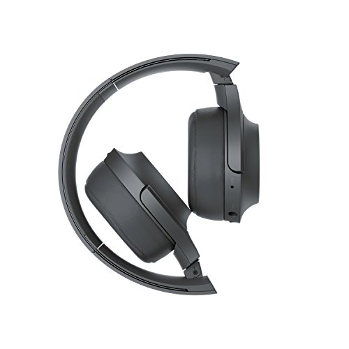 Sony WH-H800 Kabelloser High-Resolution Kopfhörer (Bluetooth, Headset-Funktion, bis zu 24 Stunden Akkulaufzeit, faltbar) - 5