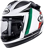 2016 ARAI Chaser-V Flagge weiß/rot/grün Italien Motorradhelm