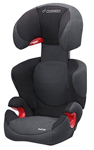 Maxi-Cosi 75001756 - Rodi XP Kinderautositz Gruppe 2/3 (ab 3.5 Jahre bis circa 12 Jahren), Schwarz