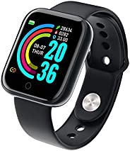 Fitness Trackers, Smartwatch con monitoraggio della pressione sanguigna, frequenza cardiaca, fitness Tracker,