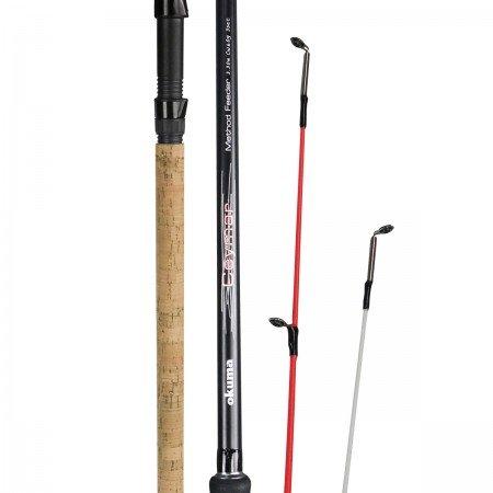 Okuma Ceymar Feederrute 3,60m 60-120g - Angelrute zum Futterkorbangeln, Grundrute zum Feederangeln, Friedfischrute, Futterkorbrute
