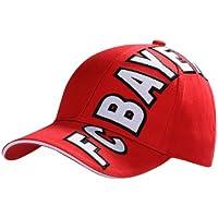 FCB Baseballcap Schriftzug