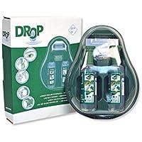 Drop Augenspül-Station, 2Flaschen mit steriler Lösung, 1 l preisvergleich bei billige-tabletten.eu