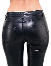 pantalon simili cuir v tements. Black Bedroom Furniture Sets. Home Design Ideas