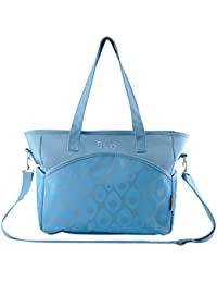 Yoovi Large Capacity Multifunction Blossom Elegaqnt Mummy Diaper Toe Bag Handbag
