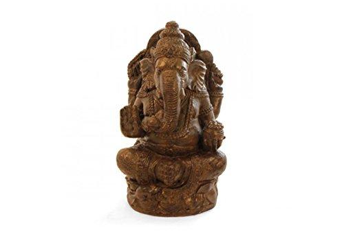 Statue Ganesh assis 90 cm