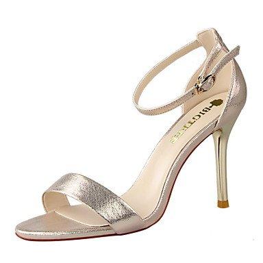 CatThief Damen-Sandalen-Kleid-Wildleder-Stöckelabsatz-Komfort- blushing pink