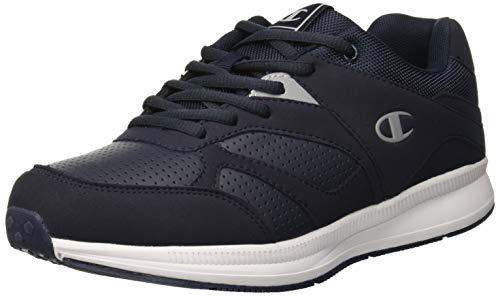 Champion Low Cut Shoe Lyte Pu, Scarpe da Trail Running Uomo, Blu (NNY Bs501), 45 EU