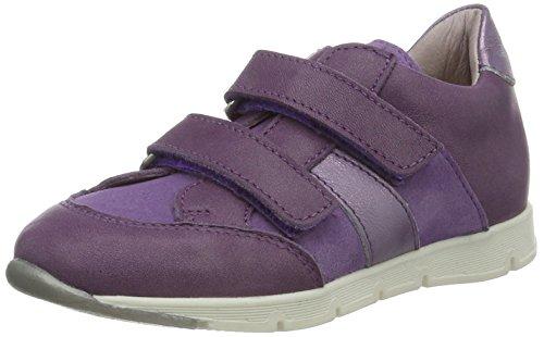 Däumling Juliane, Sneakers basses fille Violett (Fortuna glicine25)