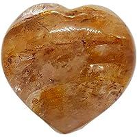 Eclectic Shop Uk Golden Heiler Madagaskar ROSENQUARZ Heart AAA Grade Quarz & Hämatit preisvergleich bei billige-tabletten.eu