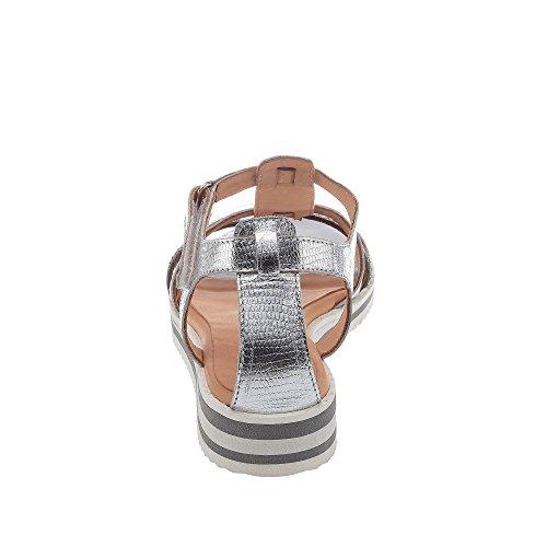 Salamander Sandale Silber