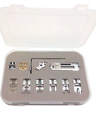 HONEYSEW à Coudre kit de Pieds pour Pfaff Machine à Coudre Pfaff Pfaff Pied de biche