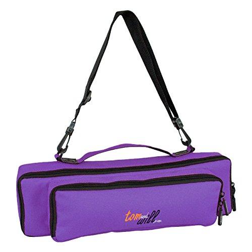 Tom & Will 33FPP-610Umhängetasche Tasche für Flöte und Piccolo