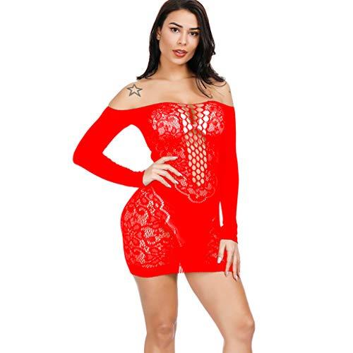 Dtuta Leather Pole Dance Wetlook Sexy Minikleid Kleid Leder Lack Reizverschluss V-Ausschnitt Stretch Clubwear/Fetisch Party Dress Patent Leather Pole Dance Minikleid Kleid Leder - Patent-korsett-kleid
