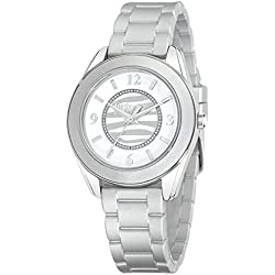 Just Cavalli Just Dream R7251602510 38mm Stainless Steel Case Silicone Mineral Women's Watch