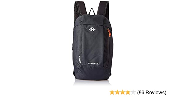0ab75a6fb1 Quechua Arpenaz Hiking Backpack  Amazon.in  Clothing   Accessories