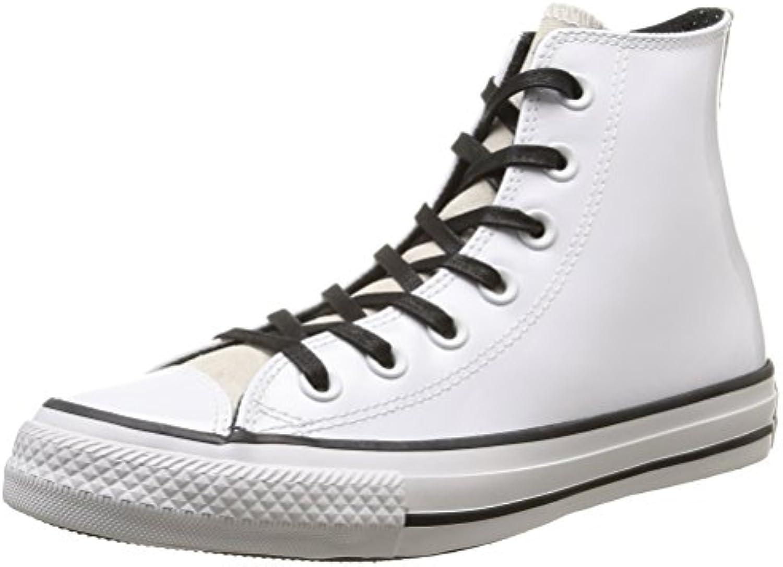 Converse All Star Hi Patent Suede, scarpe da ginnastica a Collo Basso Donna   Funzionalità eccellenti    Gentiluomo/Signora Scarpa