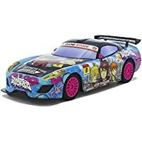 Scalextric Coche Team GT Lightning Sunrise C3838, decoración de Anime