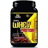 FOREARM Nutrition Whey Protien - 1 Kg (Chocolate Flavour)