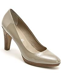 ALESYA by Scarpe&Scarpe - Zapatos de salón de charol con plataforma