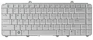 DELL INSPIRON 1525 LAPTOP UK KEYBOARD SILVER
