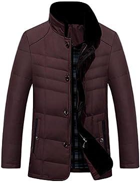 Por la chaqueta chaqueta caliente chaquetas de invierno Nueva Ropa de Hombre , red , xxl