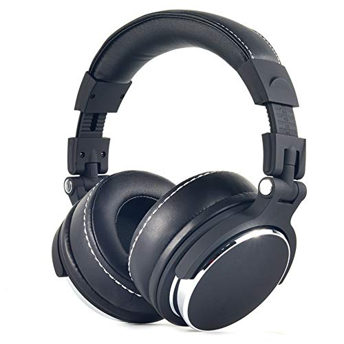 Monitor Auricolare DJ Cuffia Tuning HiFi Over-Ear Gaming Cuffia Disco Gioco Registrazione Studio Registrazione Canzone Linea Controllo High-End Ascolto Musica Buona qualità del Suono