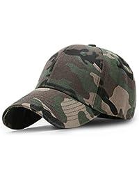 8334450a546 Yidarton Baseball Cap Polo Style Classic Sports Casual Plain Sun Hat