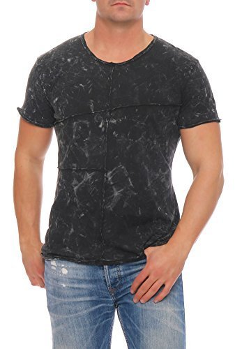 Key Largo Herren T-Shirt STORM ROUND Schwaz