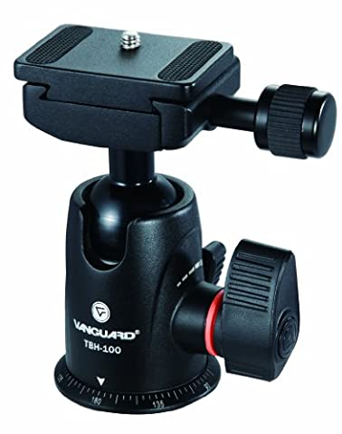 Vanguard TBH-100 Magnesium Ball Head for DSLR Camera