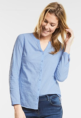 Cecil Damen Bluse indigo light blue (hellblau)