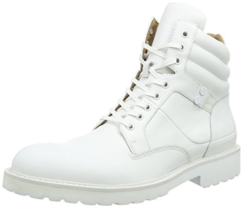 G-Star Raw Uomo, Sneakers, Tanker Boot, Bianco (Bright White-1322), 45
