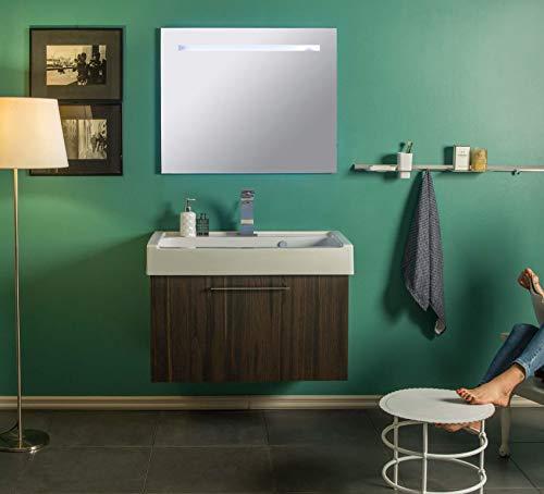 Dafnedesign.com - mobile da bagno effetto legno (cm. l90 x p50 x h62)