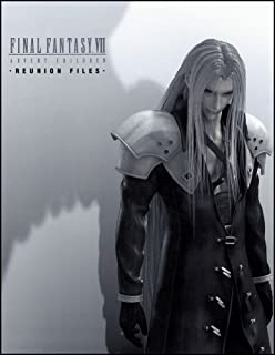 Final Fantasy VII Advent Children - Reunion Files Artbook (Final Fantasy) (4797334983) | Amazon price tracker / tracking, Amazon price history charts, Amazon price watches, Amazon price drop alerts
