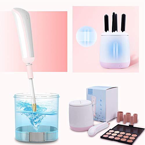 Modelos carga USB limpieza desinfectante cepillo maquillaje