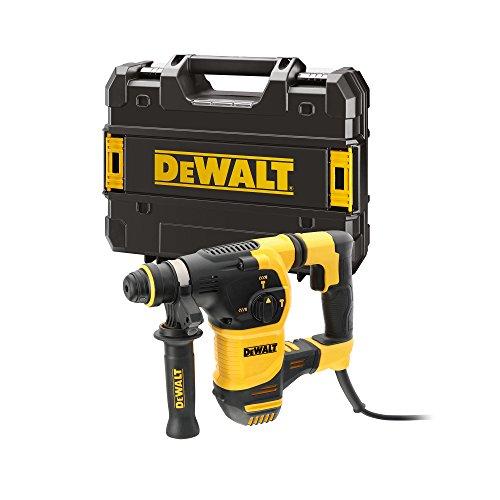 DeWALT Bohrhammer D25333K-QS SDS-plus mit 950 Watt und 3.5 Joule