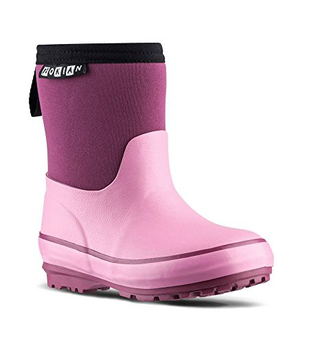 Nokian Footwear - Gummistiefel -Neo- (Kids) [15730597] prune, rose