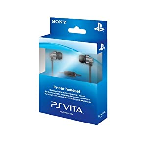 PS Vita In-Ear-Headset