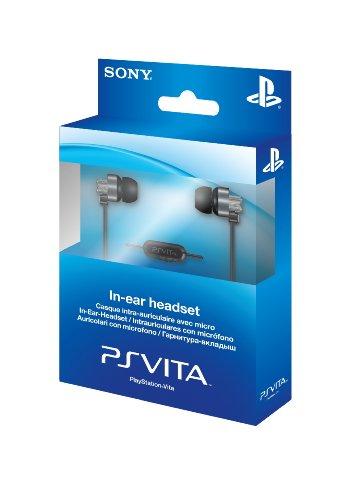 PS Vita In-Ear-Headset