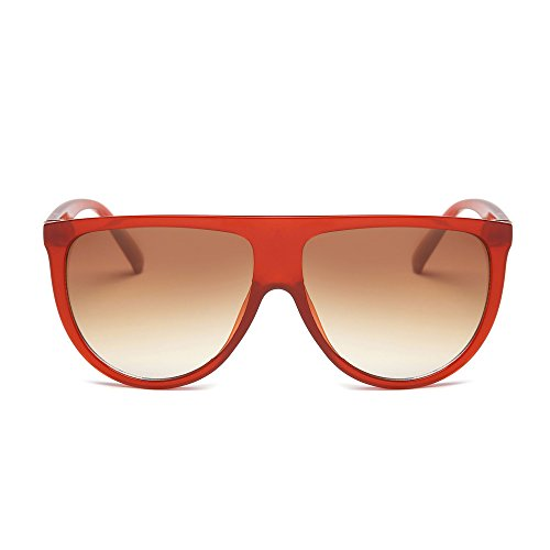Ray Ban Sonnenbrille Damen Herren DAY.LIN Mode Unisex Vintage Shaded Objektiv dünne Brille Mode Flieger Sonnenbrille (F)