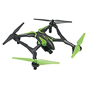 Dromida Vista FPV - Drones con cámara (Negro, Verde, De plástico, Polímero de Litio, 720p, USB)